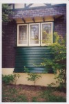 after Calfornia Bugalow restoration Dulwich Hill 1997