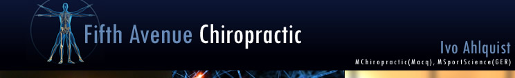 Fifth Avenue Chiropractic Logo