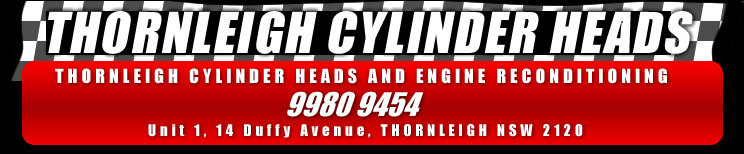 Thornleigh Cylinder Heads Logo